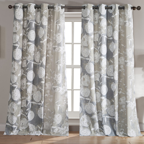 DR International Dorthea Single Curtain Panel