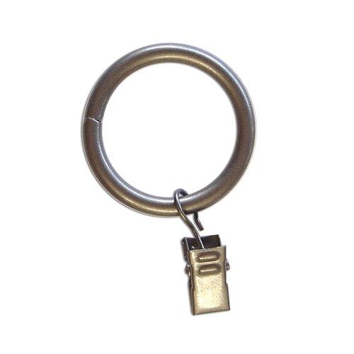 Mainstays Nickel Clip Rings
