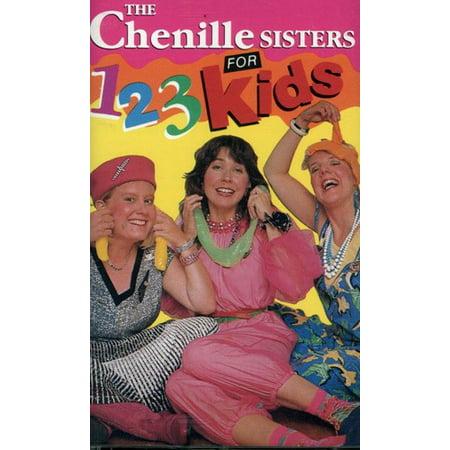 1-2-3 for Kids (Cassette) ()