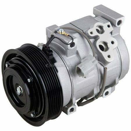 AC Compressor & A/C Clutch For Toyota Highlander Camry Solara ()