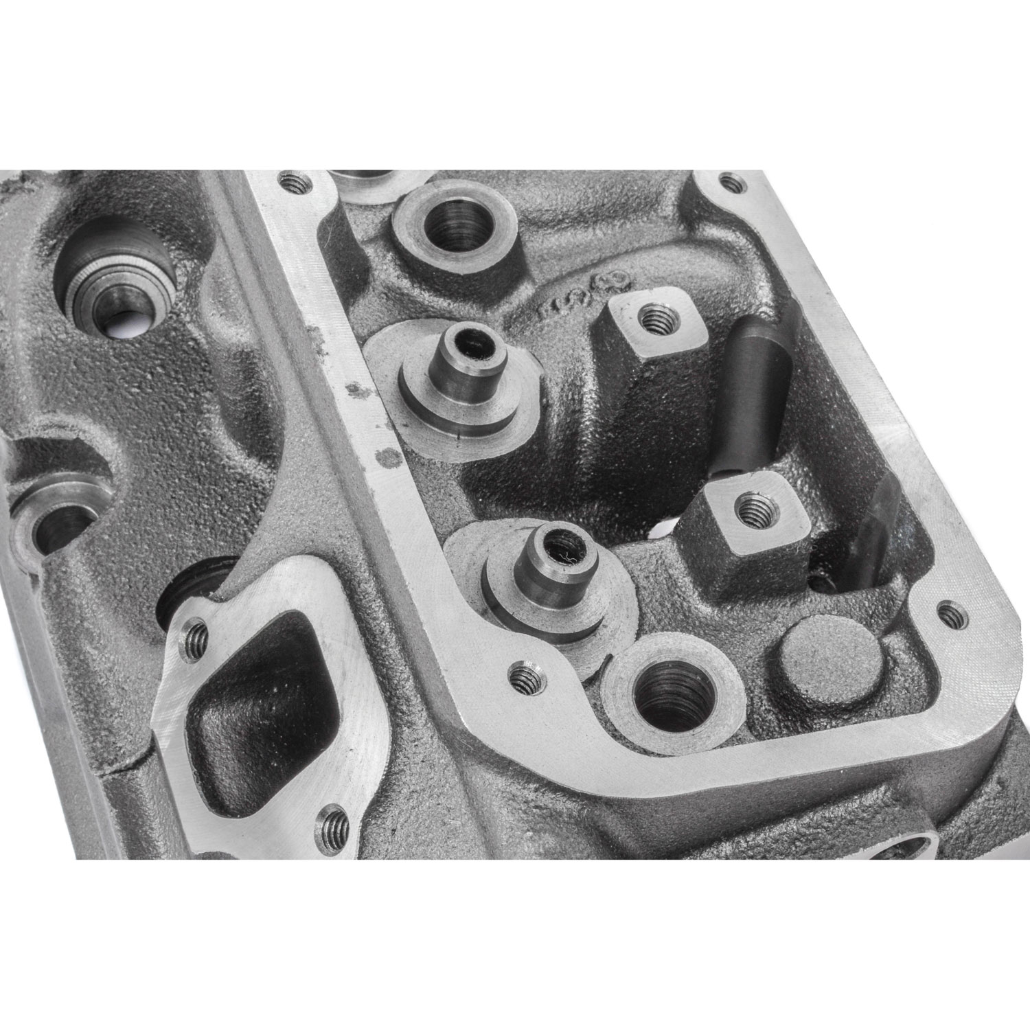 JEGS Performance Products 514210 Magnum Bare Cylinder Head