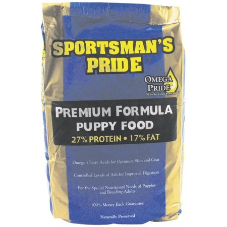 Sportsman Pride Dog Food Reviews