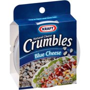 Kraft Blue Cheese Crumbles, 5 oz Tub