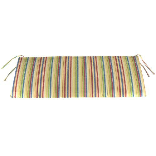 Jordan Manufacturing Sunbrella 45 x 15 in. Bench Cushion