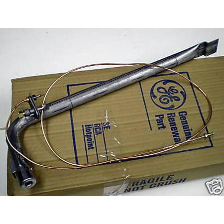 WB16K10061 Genuine GE Gas Range Oven Burner w/ Ignitor AP3886709 PS1154893