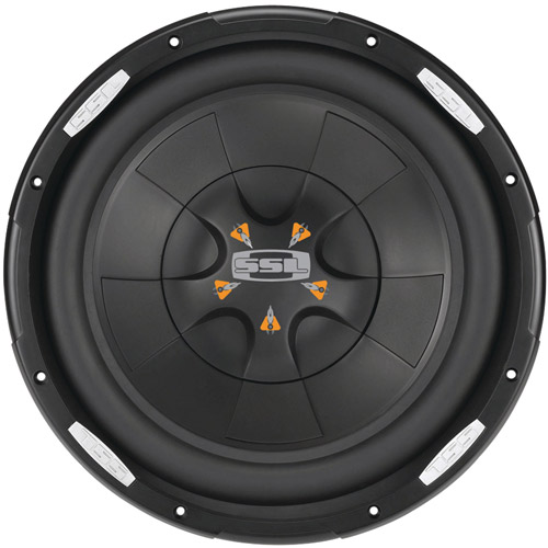 "SOUNDSTORM CL10D CL Series Subwoofer (10"" 1800 Watts)"
