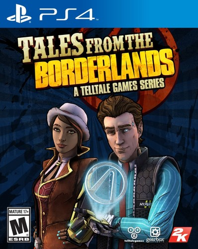 Tales from the Borderlands, 2K, PlayStation 4, 710425477393