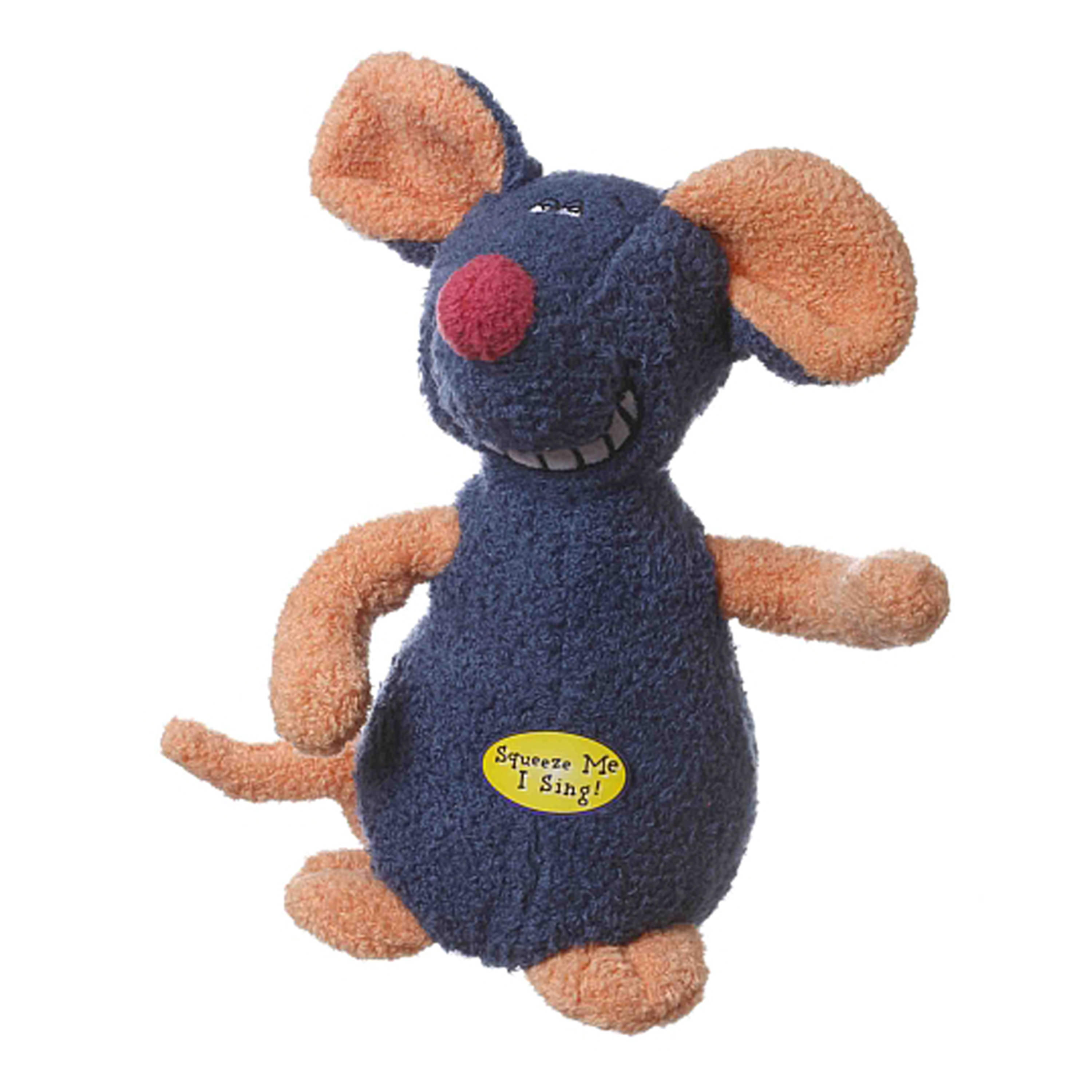 DEEDLE DUDE MOUSE MUSICAL TOY