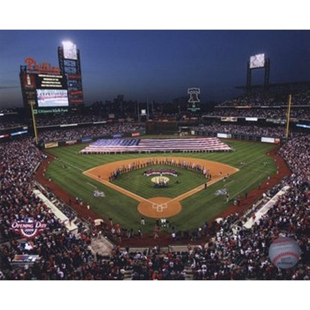 Citizens Bank Park 2009 Opening Day Sports Photo