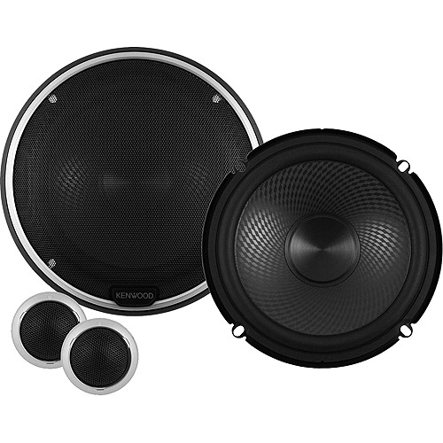 "Pair 6.5"" Speakers"