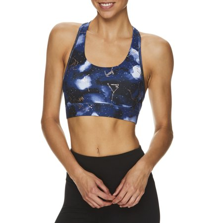 Avia Women's Active Superstar Printed Bra