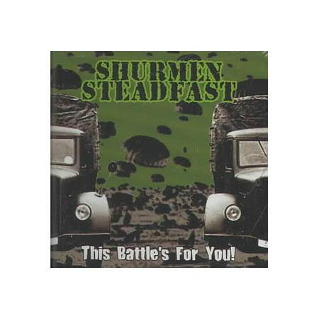 Shurmen Steadfast: Andy Ball (vocals, guitar); Mike Sheldon (vocals, bass); Jason Reando (drums).