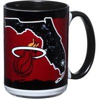 Miami Heat 15oz. It's Your State Of Mind Mug
