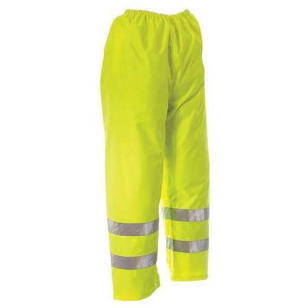 - Viking Hi-Visibility Rain Bib Pants 2XL D6323WPG-XXL