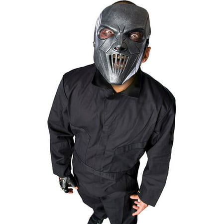 Slipknot Mick Adult Halloween Latex Mask Accessory