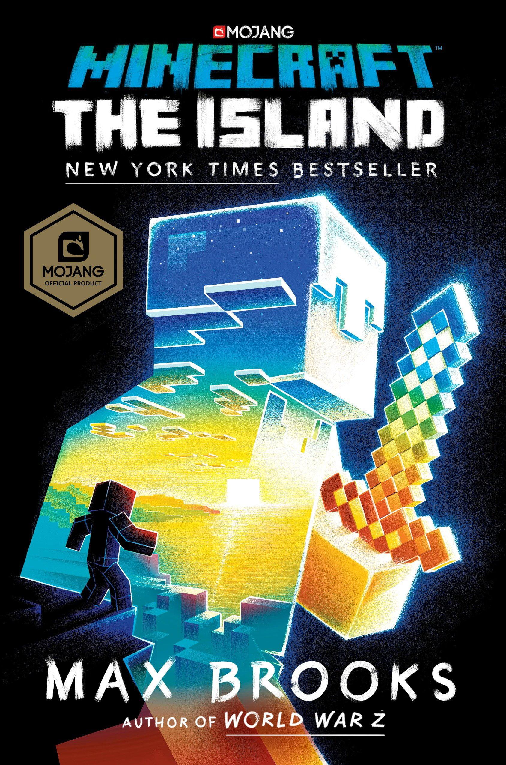 Minecraft: The Island: An Official Minecraft Novel (Hardcover) - Walmart com
