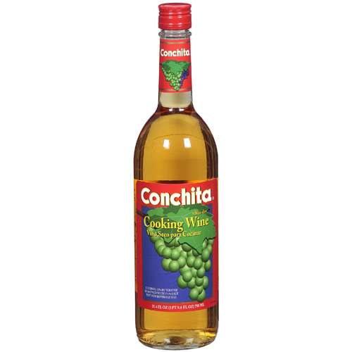 Conchita White Cooking Wine, 25.4 fl oz