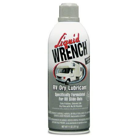 Liquid Wrench Rv Dry Lubricant Walmart Com