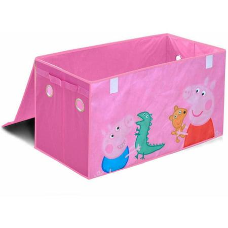 Peppa Pig Storage Trunk (Peppa Pig Decor)