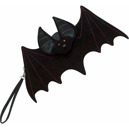 Bat Clutch Adult Halloween Accessory](Halloween Bat Pics)