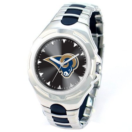 Game Time NFL Mens St. Louis Rams Victory Series Watch by