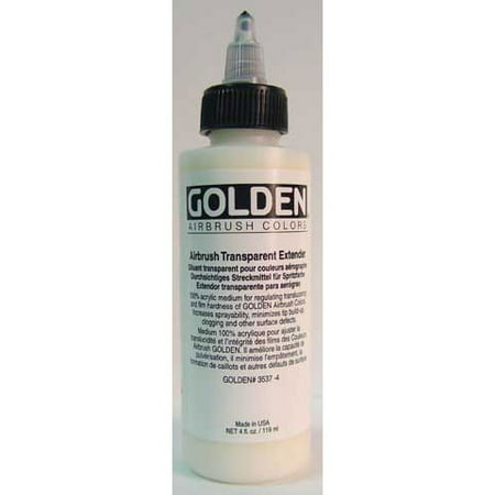 Golden Airbrush Medium - 16 oz, Transparent Extender
