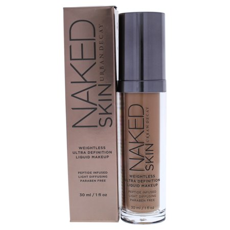 Naked Skin Weightless Ultra Definition Liquid Makeup - 3.5 by Urban Decay for Women - 1 oz (Urban Decay Surreal Skin Mineral Makeup Illusion)