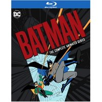 Batman: The Complete Animated Series Remastered (Blu-ray + Digital Copy)