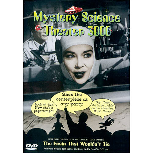 Mystery Science Theater 3000: The Brain That Wouldn't Die by