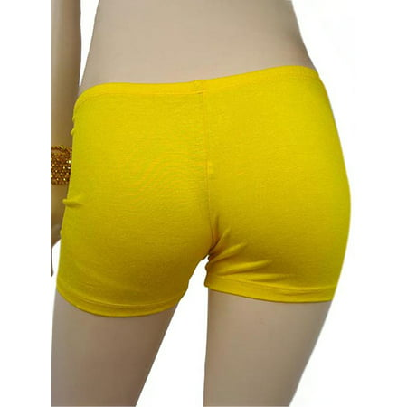 Safety Underwear Shorts Tight Leggings Women Seamless Stretch Spandex