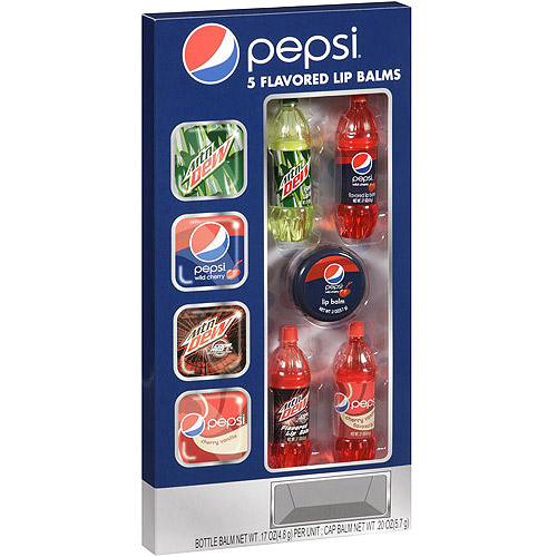 Pepsi Vending Machines Bottle Balms