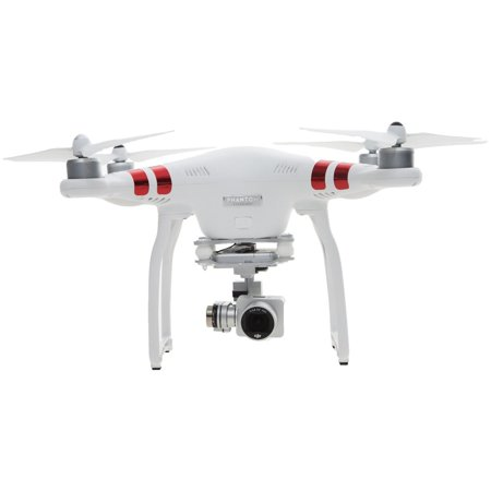 Dji Phantom 3 Standard Toy Drone - 5.83 Mhz - Battery Powered - 0.42 Hour Run Time - 3280.84 Ft Operating Range - Rf - Outdoor (cp-pt-000168)