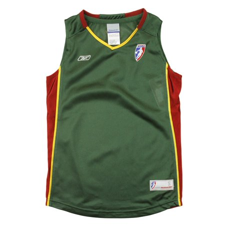 Reebok WNBA Youth Girls Seattle Storm Home Replica Jersey, Green Angels Youth Replica Jersey
