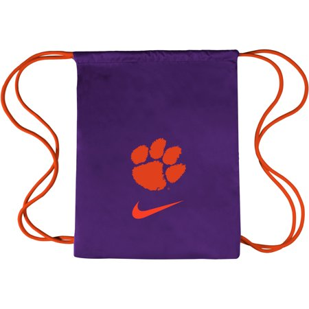 Clemson Tigers Nike Vapor Gymsack - Purple - No (Nike Drivers For Sale)