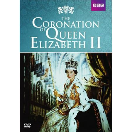 The Coronation of Queen Elizabeth II (DVD)