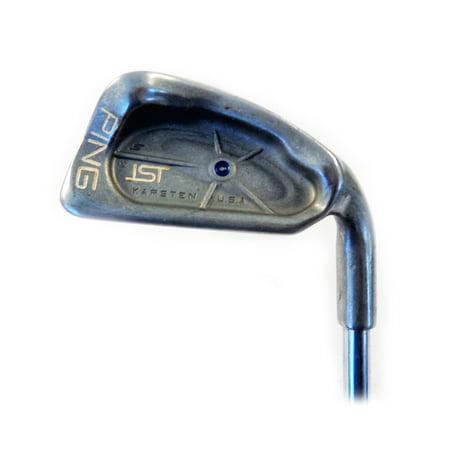 Ping ISI Single 4 Iron Blue Dot Steel JZ Cushin Regular