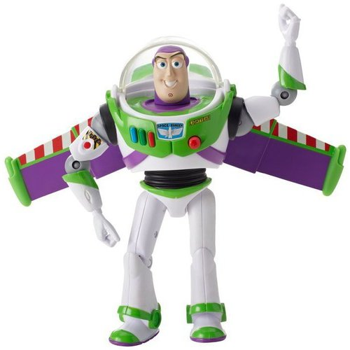 Disney Toy Story Space Ranger Buzz Action Figure