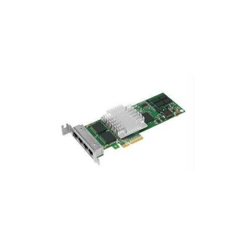 Intel 82571GB, 4.95W, Cat-5 up to 100M, low profile brack...