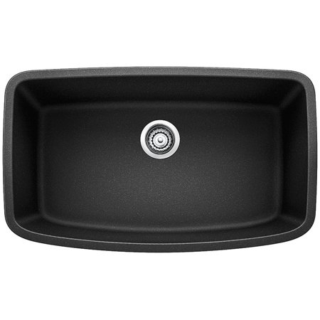 Blanco VALEA Super Single Bowl SILGRANIT Sink Anthracite