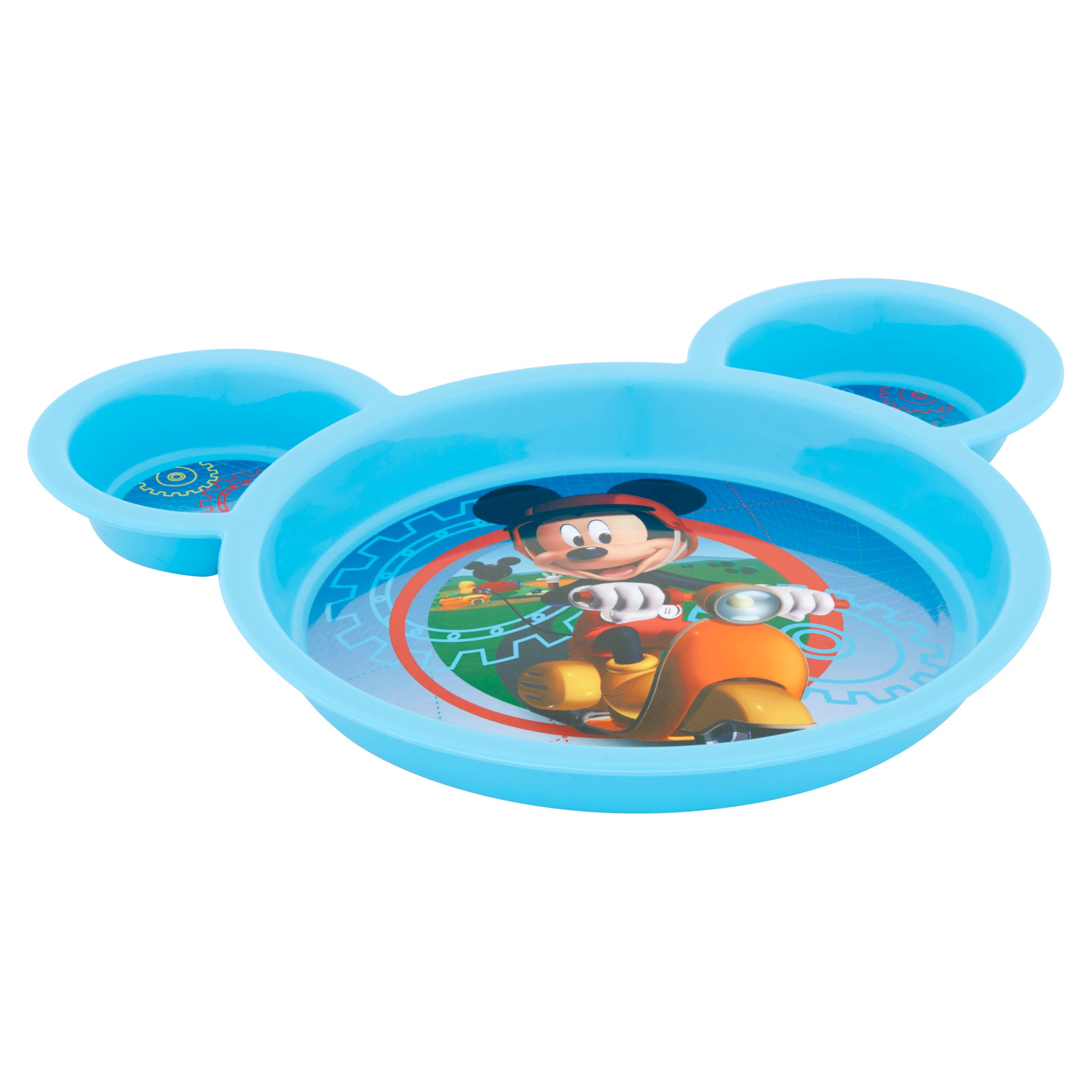 The First Years Disney Mickey Mouse Clubhouse Plate - Walmart.com