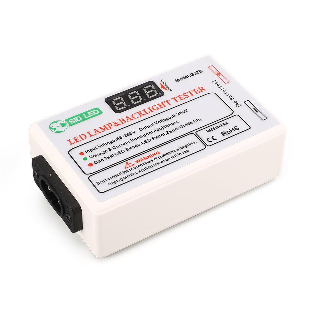GJ2B Voltage LED LCD TV Screen Backlight Zener Diode Tester