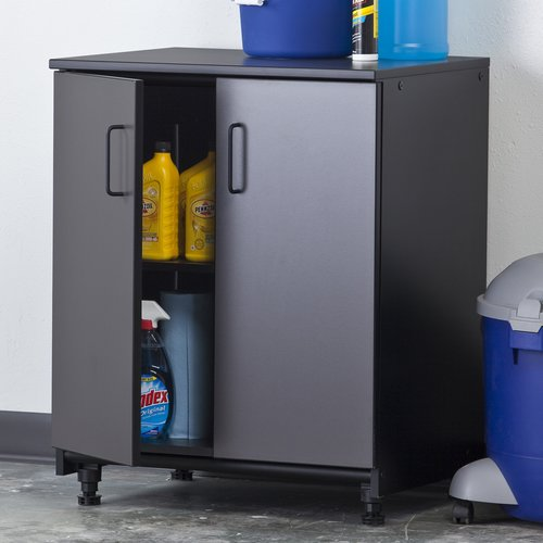 Tuff Stor Tuff-Stor Tough Storage Systems 34'' H x 27'' W x 21'' D Two Door Base Unit