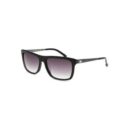 6764d698684 LACOSTE - Sunglasses LACOSTE L 695 S 001 BLACK - Walmart.com