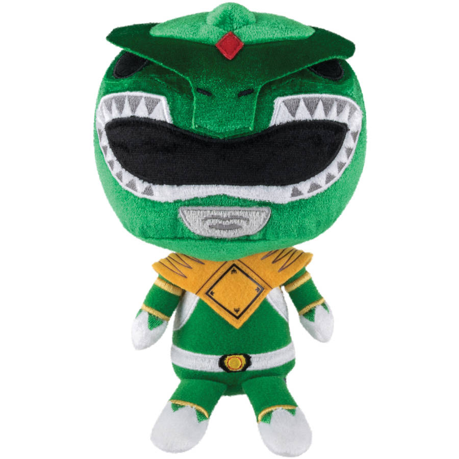 Funko Plush: Power Rangers, Green Ranger by Funko