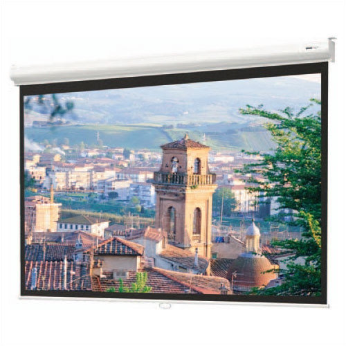 Da-Lite Designer Contour Manual Projection Screen