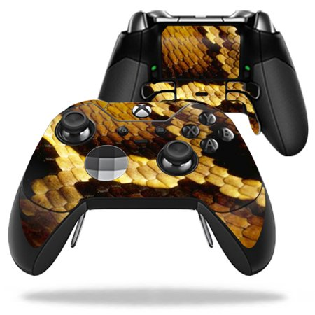 Skin Decal Wrap for Microsoft Xbox One Elite Controller Python