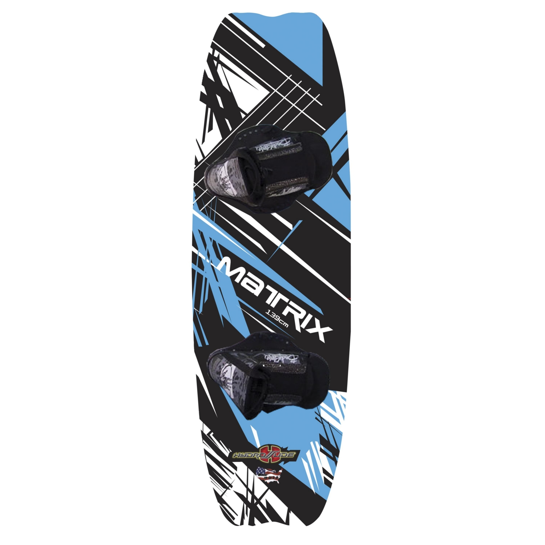Click here to buy HYDROSLIDE Matrix Wakeboard Blue, Black, White #704267 by HydroSlide.