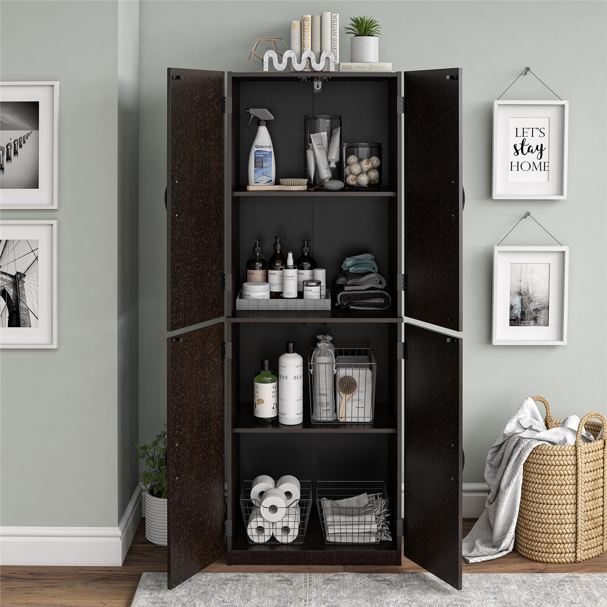 Mainstays Storage Cabinet Multiple