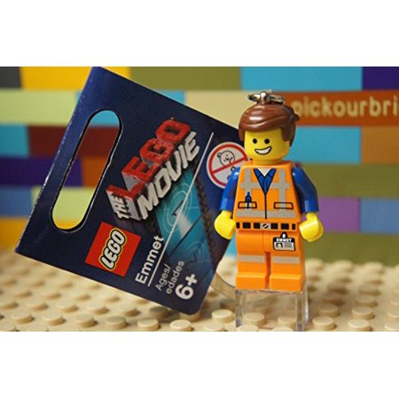 LEGO The Movie Emmet Key Chain 850894 - Lego Key Chains