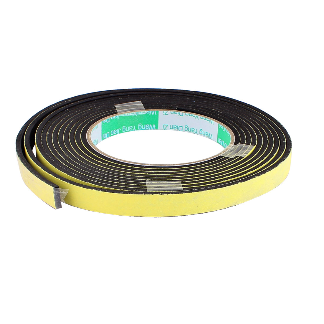 1.2CM Width 4M Long 3MM Thick Single Sided Sealing Shockproof Sponge Tape